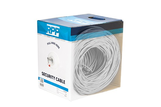 18 4 Wire | Rpp 18 4 Cmr Security Cable 1000ft