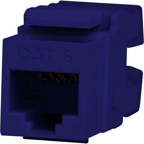 Category 6 Snap-In Connector
