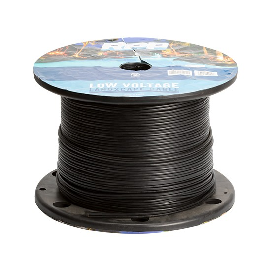 14/2 Low Voltage Landscape Cable, Direct Burial, 500FT Reel