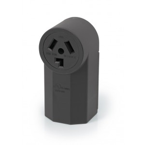 30A 3-wire Non-Grounding Receptacle, Surface Mount