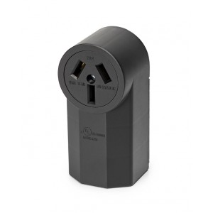 50A 3-wire Non-Grounding Receptacle, Surface Mount