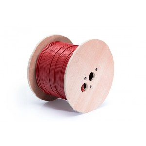 18/2 Plenum-rated Fire Alarm Cable 1000FT
