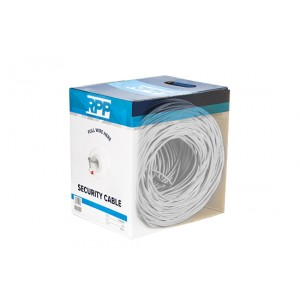 22/2 CMR Security Cable 1000FT