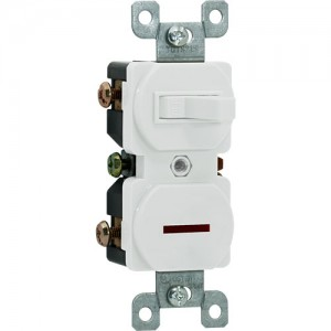 Toggle Switch & Pilot Light