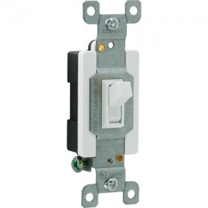20A Single Pole Toggle Switch