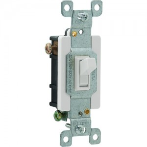 20A Three-Way Toggle Switch