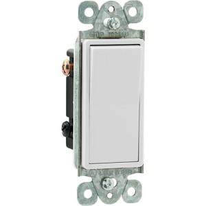 15A Four-Way Decorator Switch