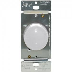 3-Speed Rotary Fan Control, 2.5A, SP/3-Way