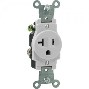 20A 125V Single Receptacle, 5-20R