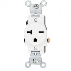 20A 250V Single Receptacle, 6-20R