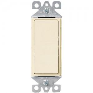 20A Single Pole Decorator Switch